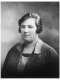 Helen Duncan Portrait of the Spirit Medium in May 1931