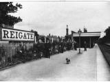 Reigate Station  Surrey