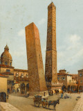 Bologna - Leaning Towers