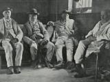 Inmates of Union Workhouse  Shipston on Stour  Worcs