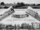 Promotional Brochure  National Institutions for Inebriates