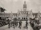 Oldmill Military Hospital  Aberdeen  Scotland
