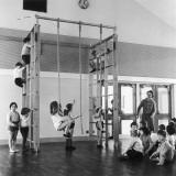 Gym Class in Progress
