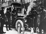 French War Ambulance WWI