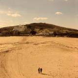 Burgh Island Beach  Devon