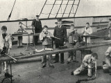 Carpentry and Plumbing  Training Ship Wellesley  North Shields