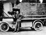Camoflagued Ambulance
