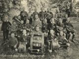 Boys' Band at Hollybrook Cottage Homes  Southampton