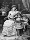Christmas Carols in a Victorian Household  1885