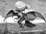 Design for a Flying Machine  1877