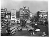 Piccadilly Circus  London  1952