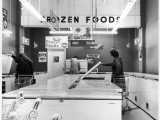 Frozen Food Shop  1970s
