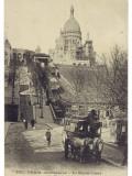 Paris  Sacre Coeur 1907