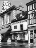 Pork Pie Shop 1960s
