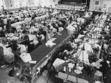 Parachute Factory WWII