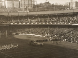 Polo Grounds  New York