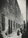 Frying Pan Alley  East End of London