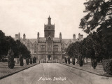 North Wales Lunatic Asylum  Denbigh  North Wales