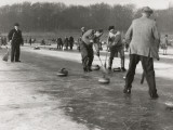 Curling on Loch Leven