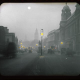 A View of Whitehall at Dawn