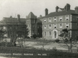 Oldchurch Hospital  Romford  Essex