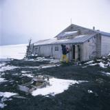 Hut of Cpt Scott