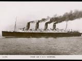 Cunard Line RMS Mauretania