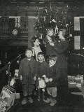 Salvation Army Christmas Treat for East End Children