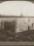 One of the Formidable German Dug-Outs Captured by the British in Bickendorf  Germany