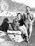 Margaret Whigham and the Earl of Warwick  1932