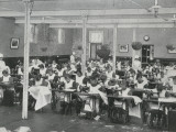 Sewing Class  Darenth Training Colony  Kent