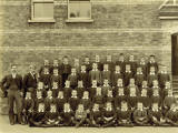 Kensington and Chelsea District School  Boys Group Photo