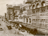 Liverpool Street  Sydney  New South Wales  Australia 1920s