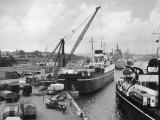 Preston Docks  Lancashire