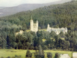 Balmoral Castle  Aberdeenshire  1935
