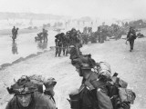 D-Day - British Troops Landing - Queen Beach - Sword Area