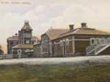 Benalla Railway Station  New South Wales  Australia
