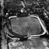 Aerial View of Lord's Cricket Ground  London  1921