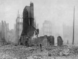 SF Earthquake Photograph