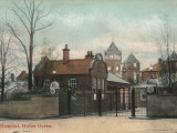 Park Hospital  Hither Green  South East London