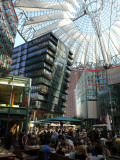 Sony Centre  Berlin  Germany