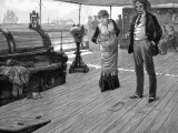 Playing Deck Games on a Passenger Ship  1883