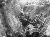 Somme Trench 1916