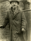 Franky Shagg  a Well known Tramp on the Isle of Wight in the Early 1900s