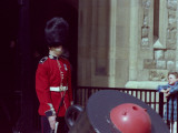 Guardsman at the Tower of London