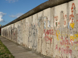 Remains of the Berlin Wall  Germany