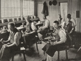 Shoemaking Workshop  Holborn Union Workhouse  Mitcham