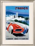 Le Grand Defi Monaco  18 Mars  1990