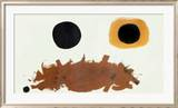 Ochre and Black  c1962