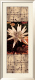 Waterlily Panel I